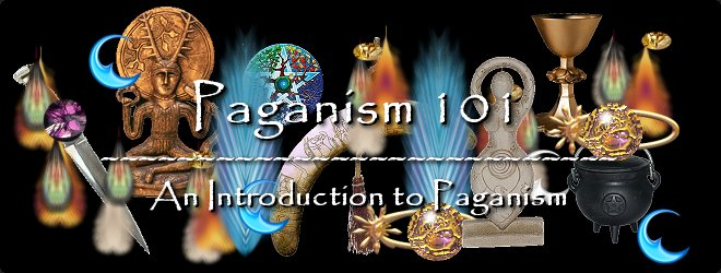 Paganism 101 An Introduction
