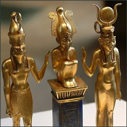 Egyptin Goddess and God