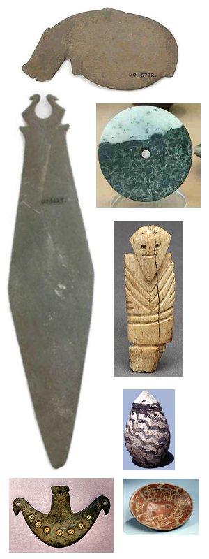 Naqada I Artefacts