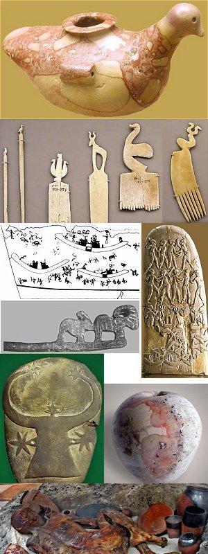 Naqada II Artefacts