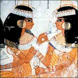 Women In Religion In Ancient Egypt