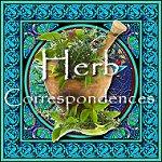 Herbs Correspondences