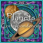 Planets Correspondences