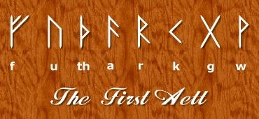 Runes First Aett