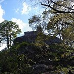 Clitheroe Castle: Clitheroe Castle, Clitheroe, LancashireL View of the Keep.
