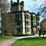 Gawthorpe Hall: Gawthorpe Hall, Padiham