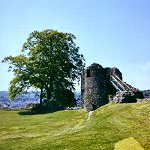 Round Tower at Kendal Castle