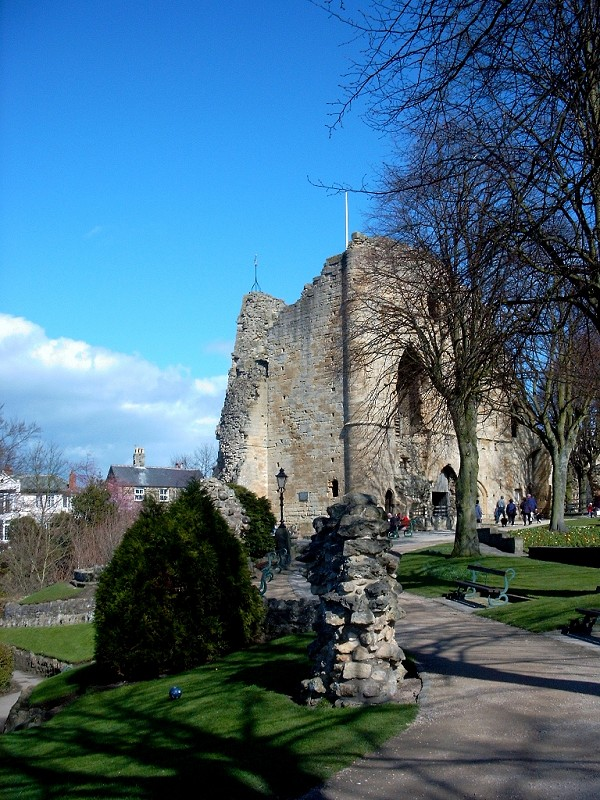Knaresborough Castle Yorkshire
