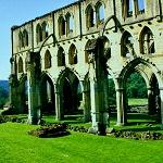 Rievaulx Abbey: Presbytery at Rievaulx Abbey