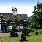 Great Hall of Rufford Old Hall