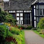 Rufford Old Hall: Hall and Gardens