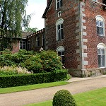 Rufford Old Hall: Brick built wing