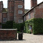 Rufford Old Hall: Estate Yard