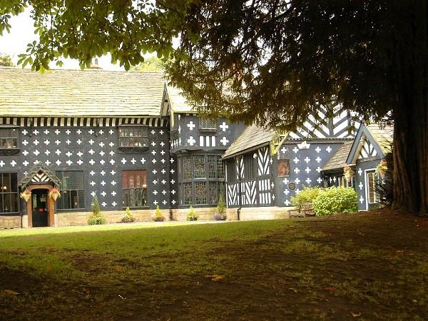 Samlesbury Hall Lancashire