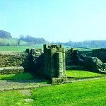 North Trancept at Sawley Abbey