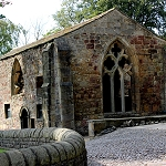 Chapel at Skipton Castle