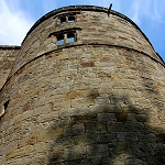 Skipton Castle: Watch Tower at Skipton Castle