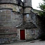 Gate House Building at Skipton Castle
