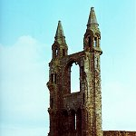 St Andrews Cathedral Chancel: St Andrews, Fife, Scotland