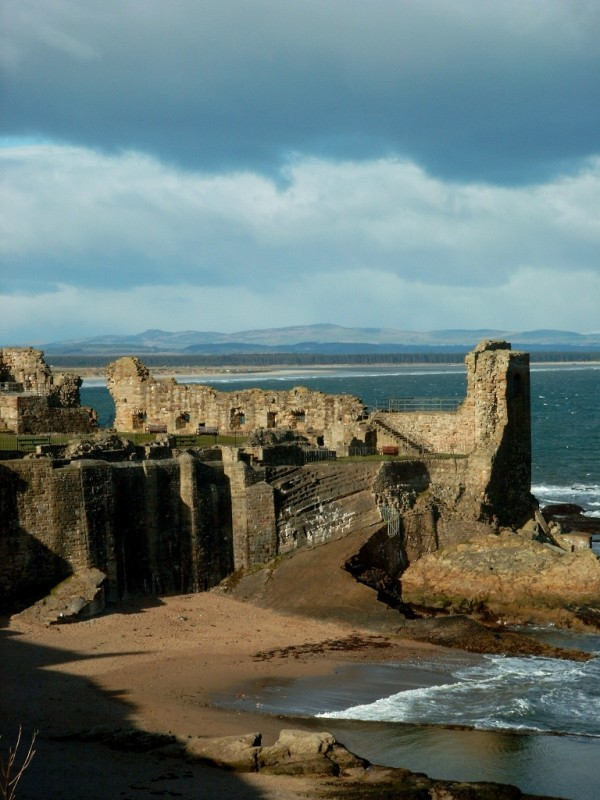 St Andrews Castle - Fife