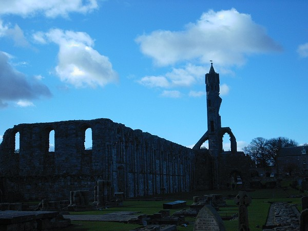St Andrews Cathedral - Fife