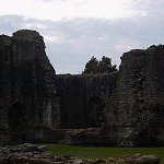 Whalley Abbey: The ruins of Whalley Abbey.
