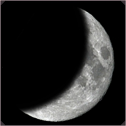 Waxing Moon - Moon Phases - The White Goddess