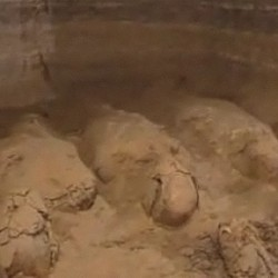 Egypt's top archaeologist unveils ancient mummy
