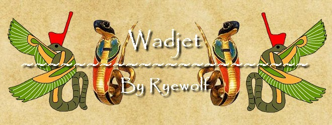 Wadjet Goddess of Lower Egypt