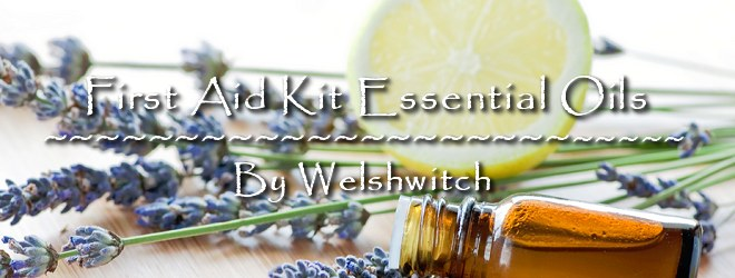First Aid Kit Using Essential Oils