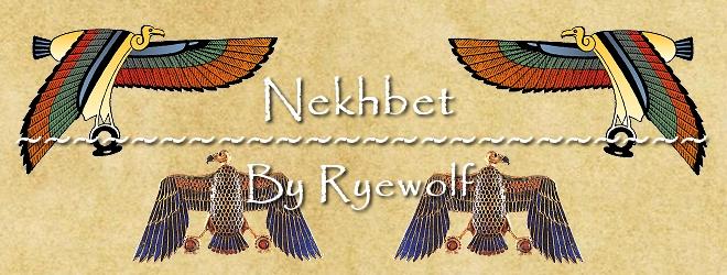 Nekhbet Goddess of Upper Egypt