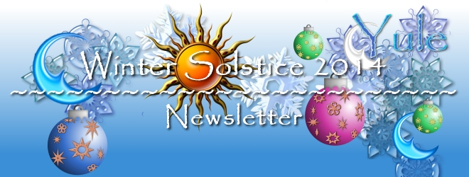 Winter Solstice 2014