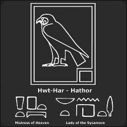 Hathor - Eye of Ra