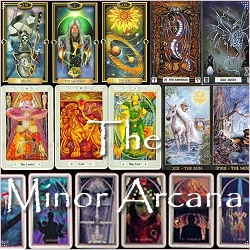 The Minor Arcana - The Tarot - The White Goddess