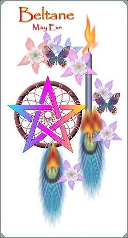 Beltane - The Wheel Of The Year - The White Goddess